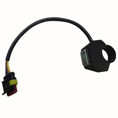 motorcycle fog light wire harness