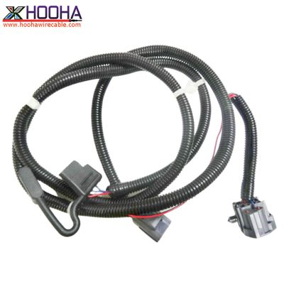 custom wire harness,Automotive Wire Harness,LED light wire harness,SAE bullet connector,Trailer wire harness,OFF-Road