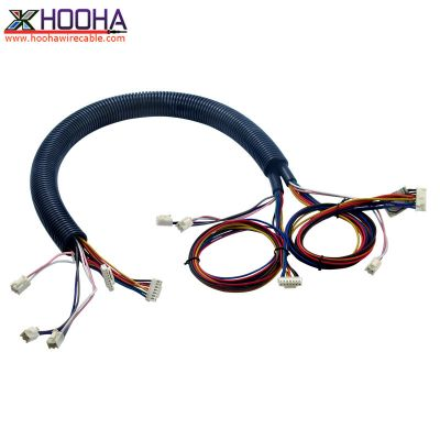 custom wire harness,Molex Connector Wiring,PH2.54mm wire harness