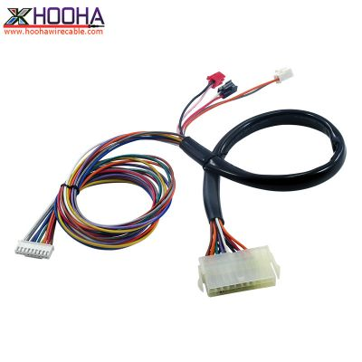 custom wire harness,Communication/Telecom cable,Molex Connector Wiring,PH2.54mm wire harness