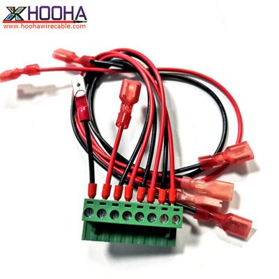 Terminal Block wires,custom wire harness