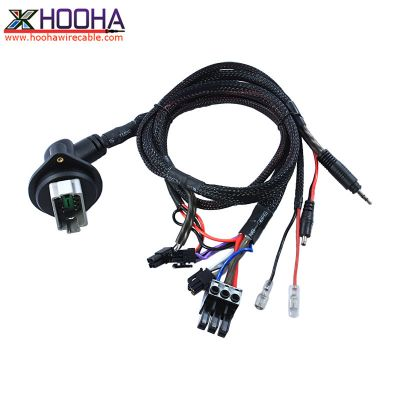 Audio/Video cable,Automotive Wire Harness,Deutsch Connector Wiring,Terminal Block wires,Waterproof Connector,custom wire harness